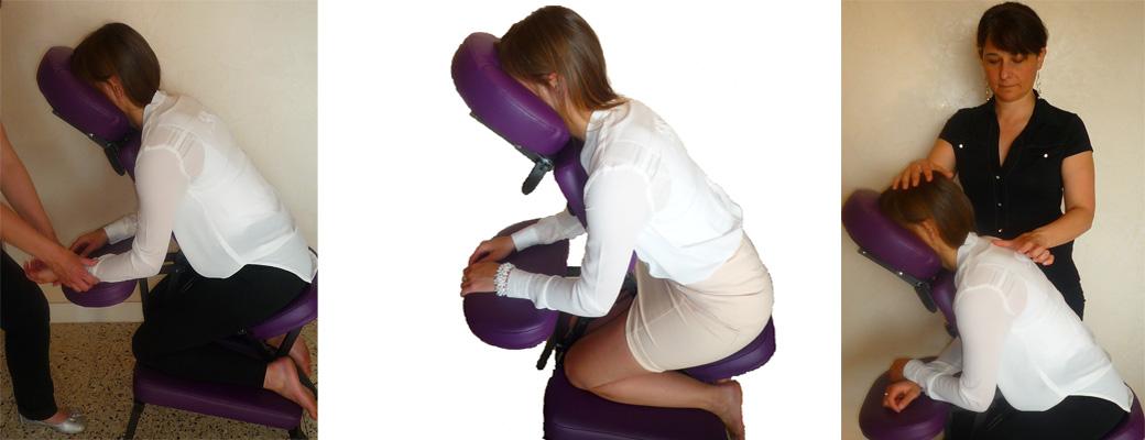 étape massage-bien-etre assis